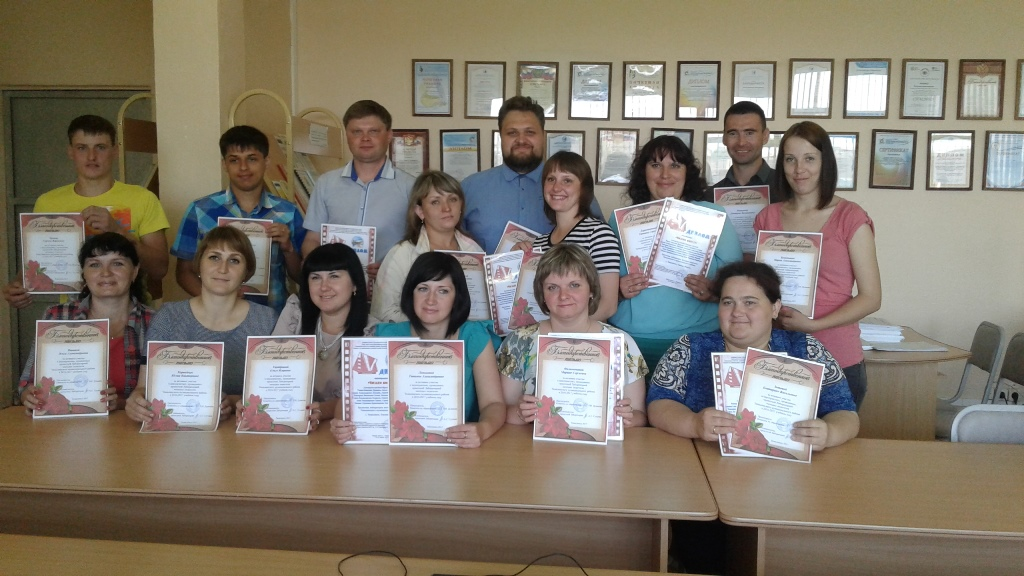 Заседание МПЛМП Тюкалинского района (14.06.2017 г.)